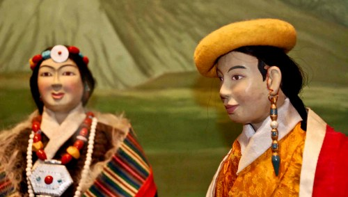 Doll Museum, Norbulingka